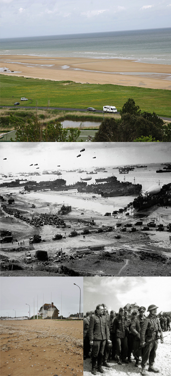 then_and_now_dday_2